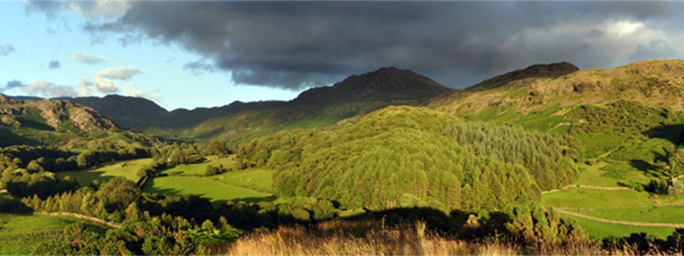 Eskdale from Low Birker